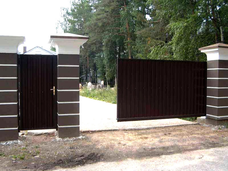 Купить откатные ворота екатеринбург ворота и калитки в твери для дачи